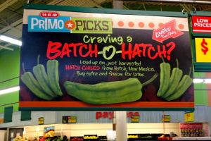 Hatch season at HEB