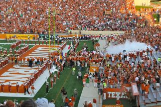 Here come the Horns!