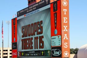 Apparently, I'm not the only one with Swoopes Fever!