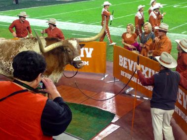12/29/2014: Texas Bowl, NRG Stadium, Houston