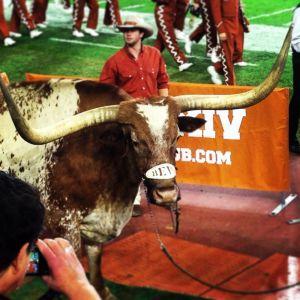 12/29/2014: Texas Bowl, NRG Stadium, Houston
